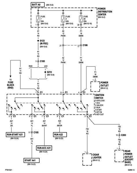 wiring diagram   electric fan    chrysler