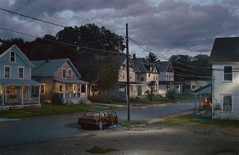gregory crewdson creating photographic exclusive with