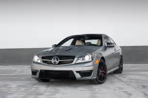 Mercedes C63 Amg 2014 Price 2014 Mercedes C63 Amg 507 Edition Front Three Quarter