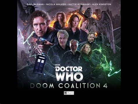 he who moans reviews: doctor who: doom coalition 4 youtube
