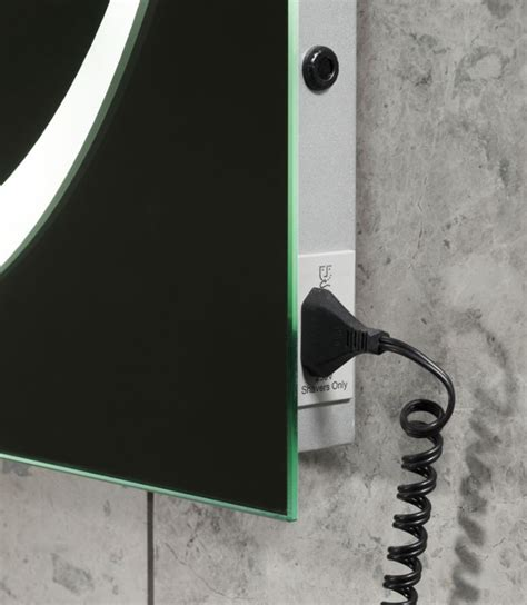 illuminated magnifying mirrors for bathrooms vapour led illuminated magnifying mirror o kane