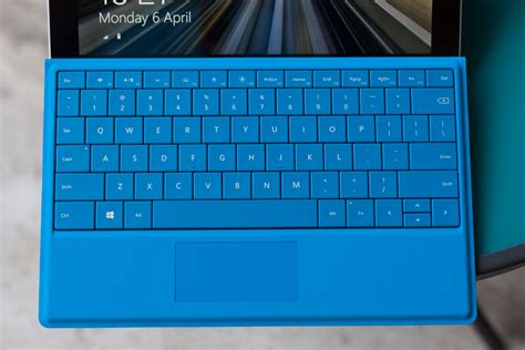surface pro keyboard light on with the surface 3 it s not an killer ars