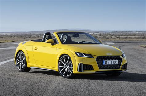 2019 audi tt and roadster get tweaked automobile magazine