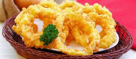 resep membuat onion ring crispy onion rings resep dari dapur kobe