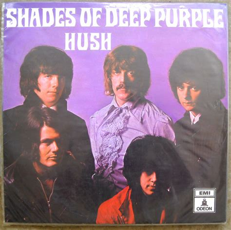 shades of deep purple deep purple shades of deep purple hush vinyl lp album