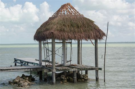 Palapa Roof Belize Us Palapa Roofing Process