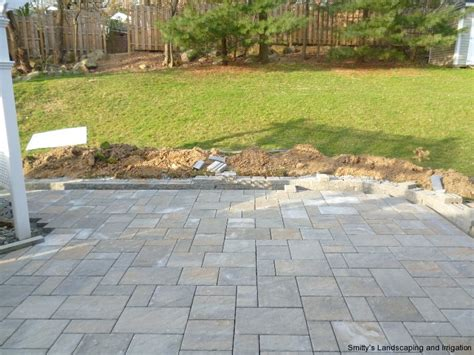 Paths And Patios by Patios And Paths Smitty S Landscaping Cedar Grove