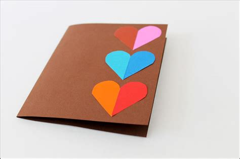 Step By Step Handmade Cards - easy technique to make cards nationtrendz