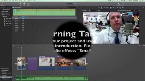 tutorial for imovie 9 imovie 10 tutorial basics 9 adding ducking audio youtube