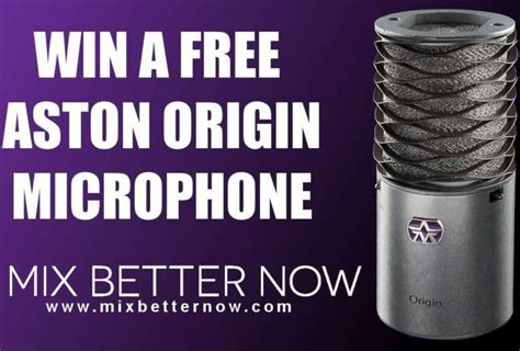 Audio Gear Giveaway - free gear giveaways mix better now