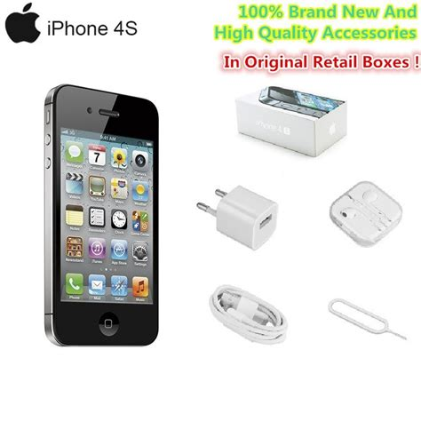 Hp Iphone A1387 apple iphone 4s 16gb 8mp white unlocked smartphone free