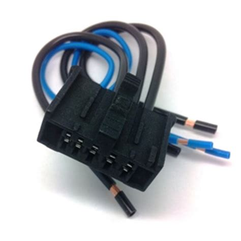 resistor pack repair peugeot 307 206 wiring loom harness connector plus 6450jp heater blower resistor ebay