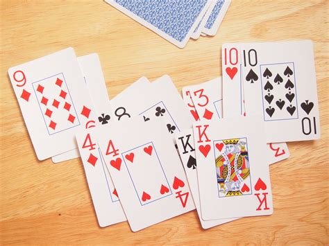 cards on the how to play go fish with any cards 4 steps with pictures