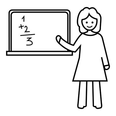 maestra de infantil fichas para imprimir maestra profesora