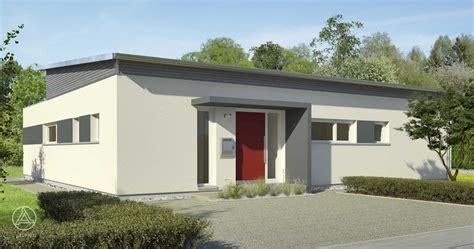 pultdachhaus eingeschossig planmit entwurf pultdach bungalow baufritz planmit