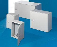 Rittal Cabinets Uk by Ae Compact Wall Pole Mounted Enclosures Rittal Esi