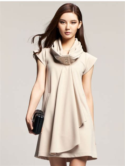 arrival high neck design fashion blouse with