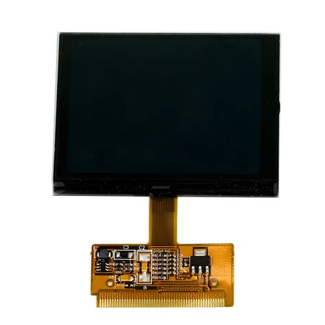 Audi A6 Display by New Vw Audi A3 A4 A6 Vdo Lcd Display