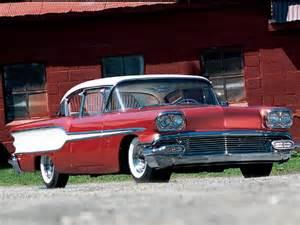 1958 Pontiac Chieftain 1958 Pontiac Chieftain High Performance Pontiac