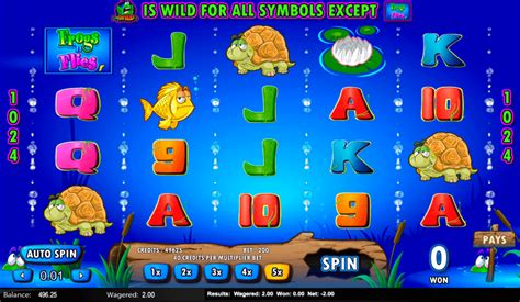 frogs  flies slot machine  lightning box casino slots
