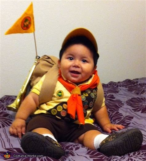 imagenes de russell up 35 funny cute baby costume ideas