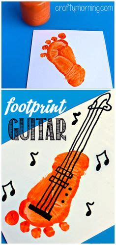 guitar craft for guitar crafts on crafts microphone