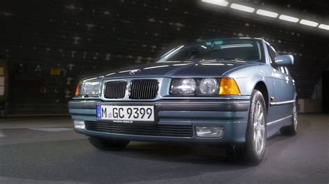 Bmw 3er Historie by Bmw 3 Series History The Third Generation E36