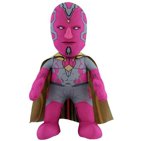 marvel the avengers vision 10 inch bleacher creature iwoot