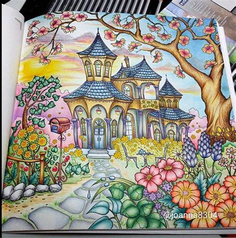 coloring pages for adults finished 605 best romantic country coloring book finished pages