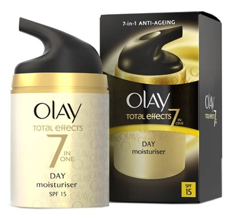 Olay Total Effect Day Spf 15 olay total effects day moisturizer with spf 15