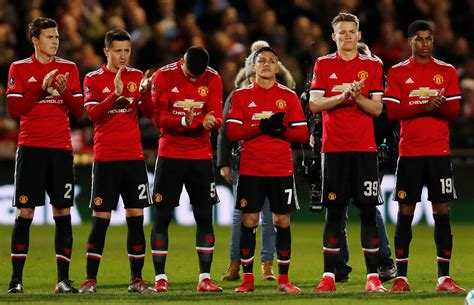 manchester united official 2018 manchester united fc squad team all players 2017 2018