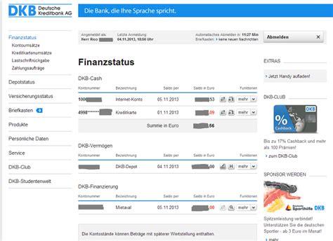 www dkb bank meine erfahrungen mit dkb und visa card erfolgreich