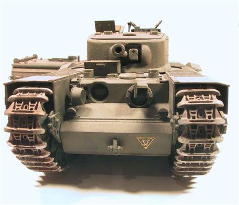 Churchill Tank Interior by Models Ww2 Axis
