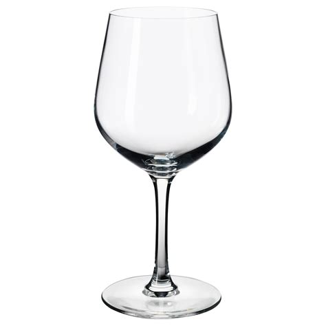 wine glasses ivrig red wine glass clear glass 48 cl ikea