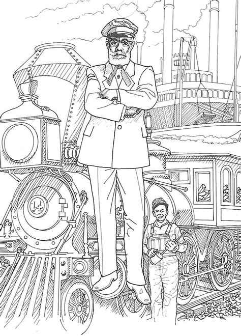 Black History Coloring Pages Coloring Pages To Print History Colouring Pages