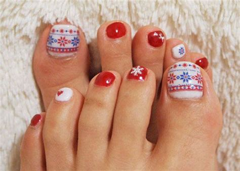 toenail trends 10 winter toe nail art designs ideas trends stickers