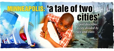a tale of two cities book report minneapolis a tale of two cities minnesota spokesman