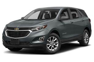 new 2018 chevrolet equinox price photos reviews