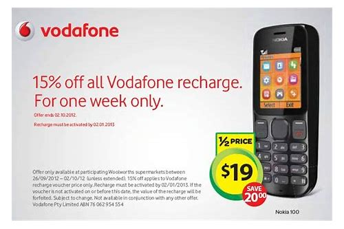 woolworth mobile phone deals