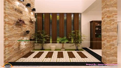 House Design Inside And Out by Kerala Style Courtyard House Youtube