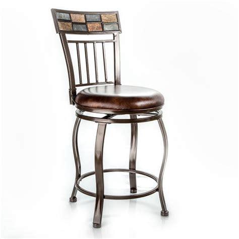 Bar Stools Menards by Designer S Image Grayson Counter Height Swiveling Metal