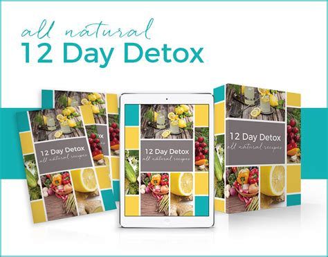 12 Day Detox by The 12 Day Detox Three Roses Wellness