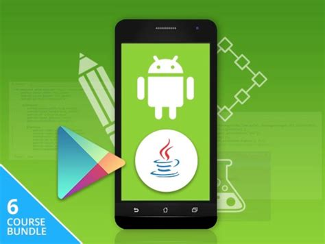 develop android apps dive into building monetizing android apps with quot ultimate android development bundle quot
