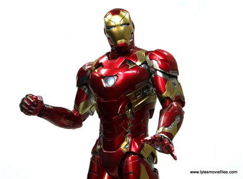 Iron Mk 46 Marvel Figure toys captain america civil war iron 46 figure