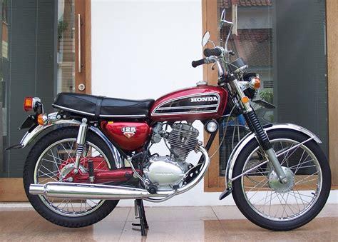 Kontak Honda Cb100 Cb125 Nepon h 233 sitation 125 scrambler quelle 125cm3 choisir