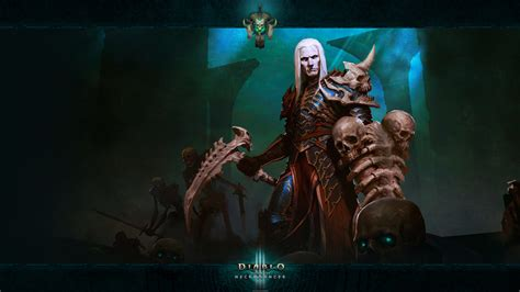 the rise of nine series 3 diablo 3 rise of the necromancer season 11 by