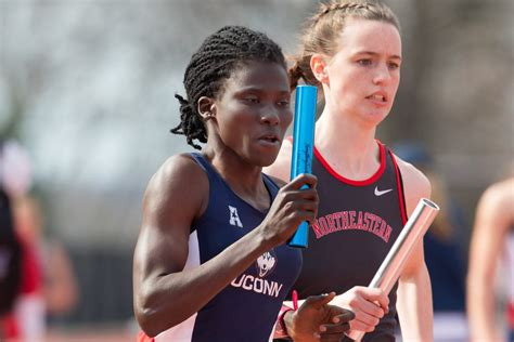 Uconn Mba International Trip by Uconn Runner To Compete In Ncaa Chionships Uconn Today