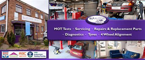 slp autos chelmsford mot test centre car repairs