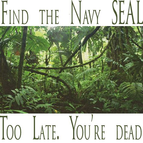 Find In The Navy Find The Navy Seal Jungle 717 Apparel