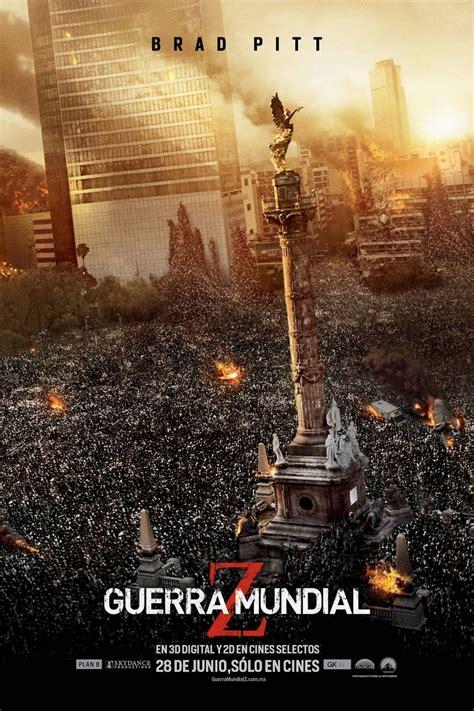 guerra mundial z 8415828004 guerra mundial z y que vivan los zombies negrowhite